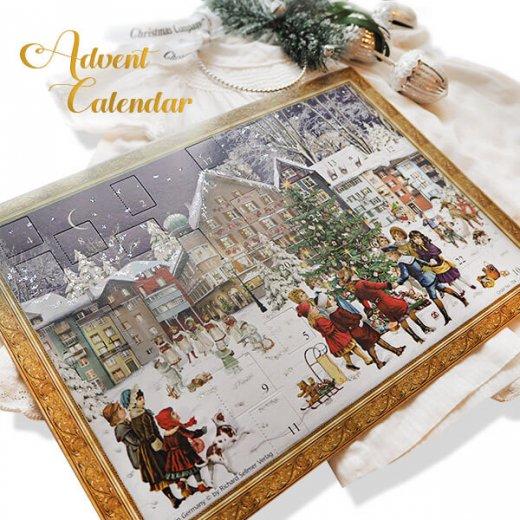 ドイツ クリスマス アドヴェントカレンダー【L】<ビクトリア朝>【画像9】