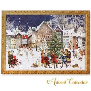 ドイツ クリスマス アドヴェントカレンダー【L】<ビクトリア朝>