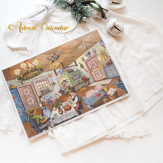 ドイツ クリスマス アドヴェントカレンダー【M】<House>【画像8】