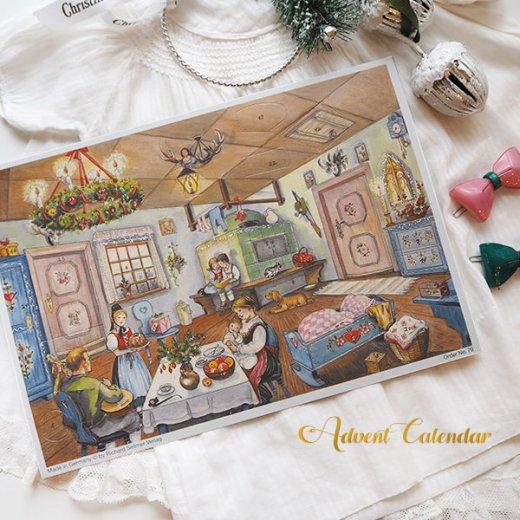 ドイツ クリスマス アドヴェントカレンダー【M】<House>【画像9】