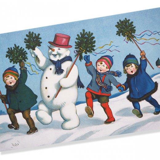 フランス クリスマス ポストカード (ensemble)【画像2】