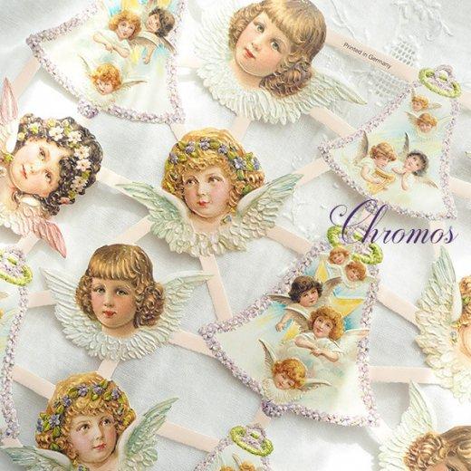 ドイツ クロモス【M】天使 幸福のベル【画像5】