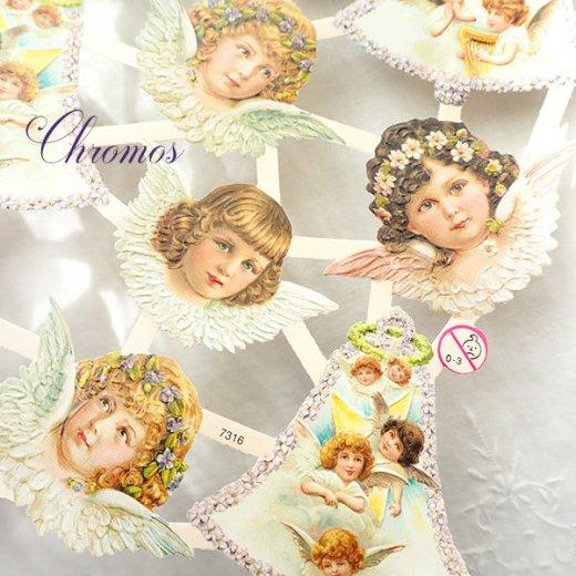 ドイツ クロモス【M】天使 幸福のベル【画像9】