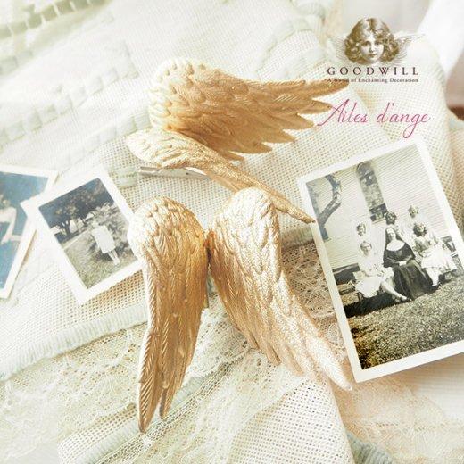 グッドウィル GOODWILL ベルギー直輸入 オーナメント 【天使の翼 Ailes d'ange】クリスマス・バレンタインデー【画像4】