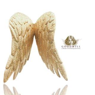 グッドウィル GOODWILL ベルギー直輸入 オーナメント 【天使の翼 Ailes d'ange】クリスマス・バレンタインデー