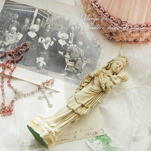 フランス直輸入 聖母子像 【Sサイズ】聖母マリア オブジェ ノートルダム大聖堂 寺院 スーベニア Notre-Dame de Paris souvenir【画像5】