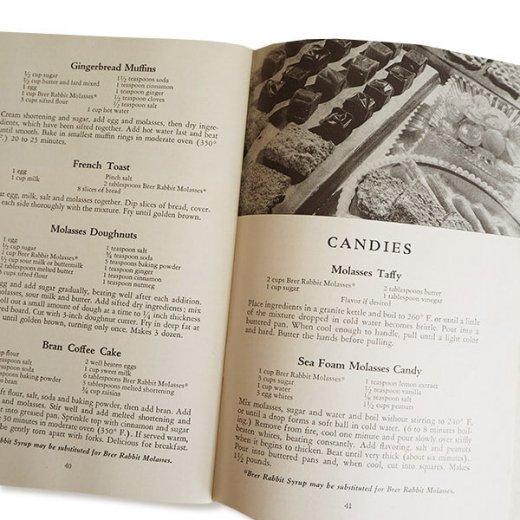 USA・1931年 レシピブック 2冊セット Brer Rabbit's(ヴィンテージ本)【画像7】