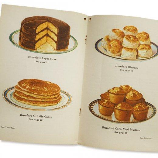 USA・1963年 レシピブック 2冊セット Pennsyvania dutch(ヴィンテージ本)【画像3】