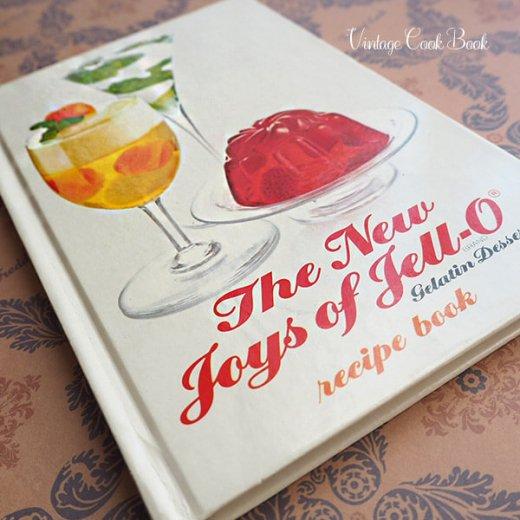 USA・1975年 レシピブック Jell-o ハード本(ヴィンテージ本)【画像6】