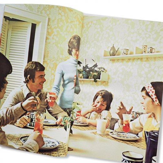 USA・1975年 レシピブック Jell-o ハード本(ヴィンテージ本)【画像8】