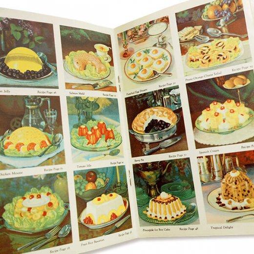 USA 1933年 KNOX gelatine ノックス ゼラチン(ヴィンテージ本)【画像4】