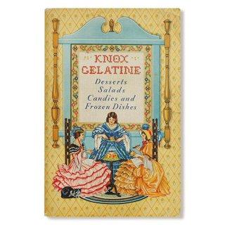 USA 1933年 KNOX gelatine ノックス ゼラチン(ヴィンテージ本)