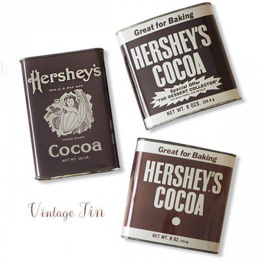 USA HERSHEY'S ヴィンテージ TIN缶 3点セット【画像3】