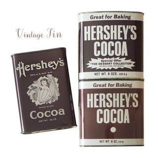 コレクタブル アドバタイジング USA HERSHEY'S ヴィンテージ TIN缶 3点セット