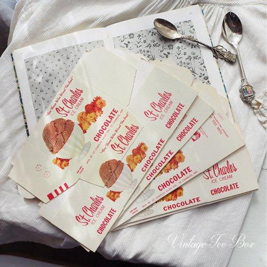 1960年代 デッドストック パッケージ S【チョコレート chocolate】【画像4】