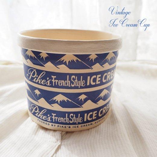 1950年代 デッドストック アイスカップ 【Aurora Illinios】【画像2】