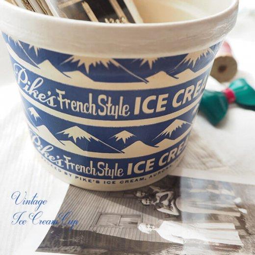 1950年代 デッドストック アイスカップ 【Aurora Illinios】【画像5】