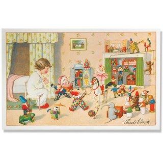フランス ポストカード  (Les jouets)