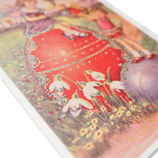 ドイツ イースター 復活祭 ポストカード (Paques T)【画像3】