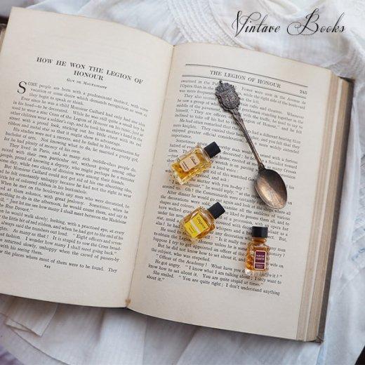 イギリス 20世紀初頭 アンティーク本【5/ French】 THE MASTERPIECE LIBRARY SHORT STORIES【画像3】