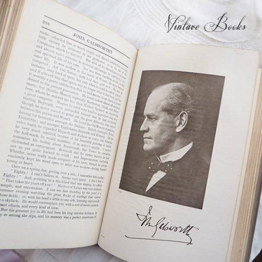イギリス 20世紀初頭 アンティーク本【9/ English】 THE MASTERPIECE LIBRARY SHORT STORIES【画像7】