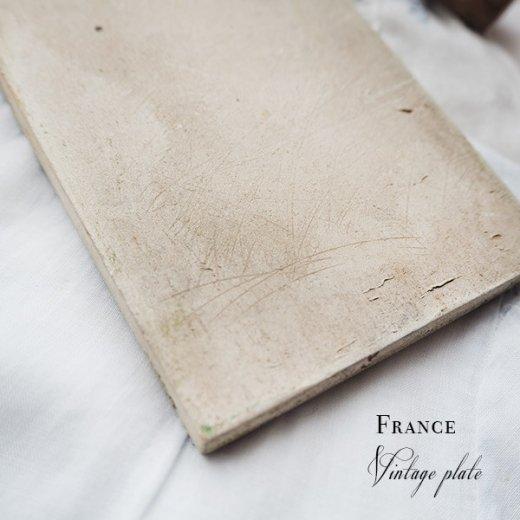 フランス蚤の市より アンティーク パリ 陶器 番地プレート【2】【画像8】