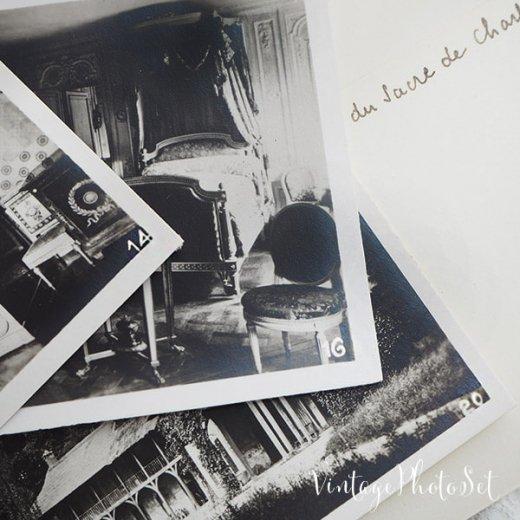 フランス 1920年代 アンティークスーベニア フォトカードセット(ベルサイユ宮殿)【画像7】