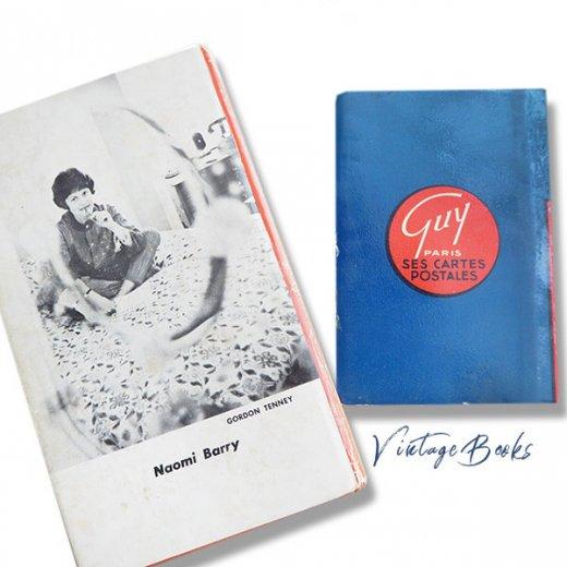【2冊セット】フランス 1964年 パリガイドブック アメリカ1963年 パリ観光案内本 【画像9】