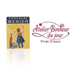 フランス輸入ボタン アトリエ・ボヌール・ドゥ・ジュール【ショコラ ムニエ】