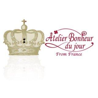 輸入ボタン アトリエ・ボヌール  フランス輸入ボタン アトリエ・ボヌール・ドゥ・ジュール【クラウン・王冠】