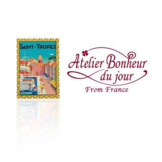 森ガール 雑貨 フランス輸入ボタン アトリエ・ボヌール・ドゥ・ジュール【サントロペ】