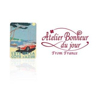 森ガール 雑貨 フランス輸入ボタン アトリエ・ボヌール・ドゥ・ジュール【コート・ダジュール】