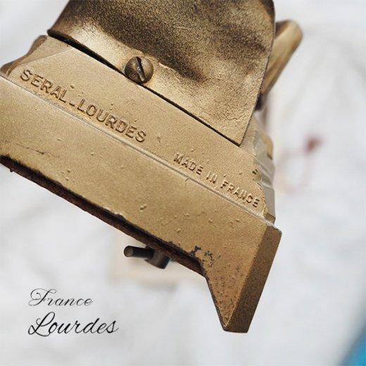 【送料無料】フランス ルルドの泉  アンティーク オルゴール【聖母マリア】【画像4】