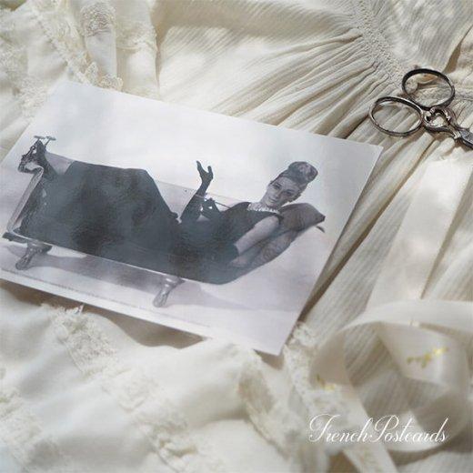 フレンチ ポストカード オードリー・ヘップバーン ティファニーB (Audrey Hepburn)【画像3】