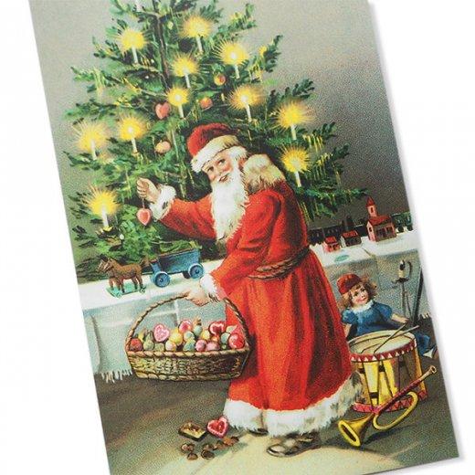 フランス クリスマス ポストカード (Decoration)【画像2】