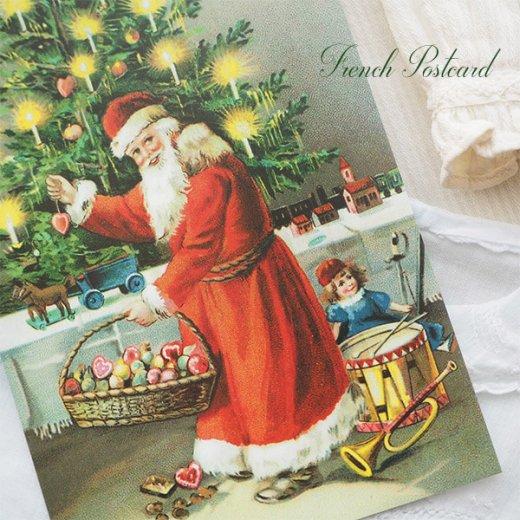 フランス クリスマス ポストカード (Decoration)【画像3】