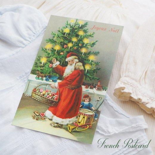フランス クリスマス ポストカード (Decoration)【画像4】