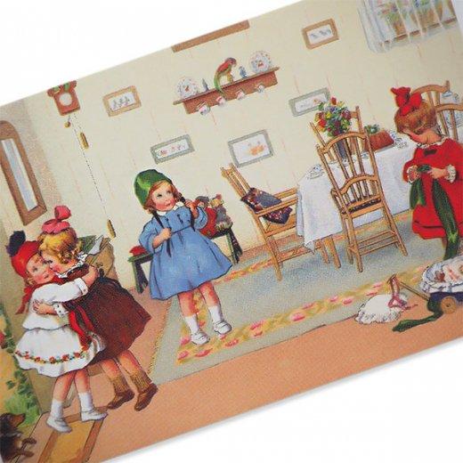 フランス ミニメッセージカード  封筒セット(Bienvenue)【画像2】