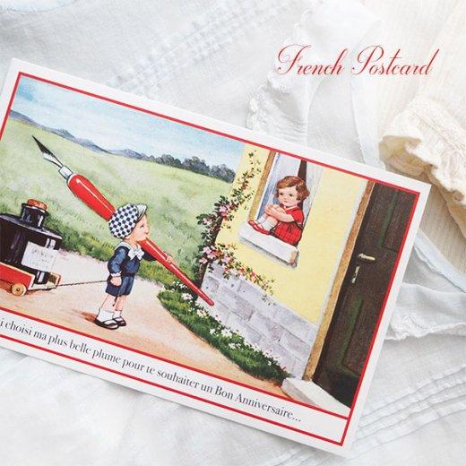フランス ポストカード (Joyeux Anniversaire Z)【画像4】