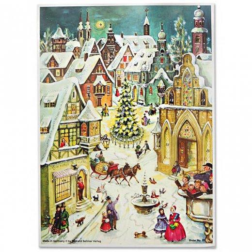 ドイツ クリスマス アドヴェントカレンダー【Mサイズ】<聖夜>