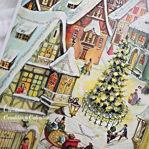ドイツ クリスマス アドヴェントカレンダー【Mサイズ】<聖夜>【画像4】
