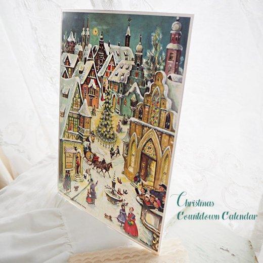 ドイツ クリスマス アドヴェントカレンダー【Mサイズ】<聖夜>【画像5】