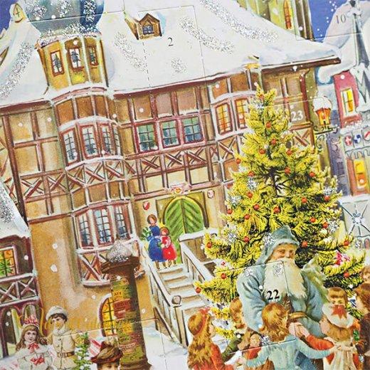 ドイツ クリスマス アドヴェントカレンダー【L】<クリスマス ビクトリア朝>【画像2】
