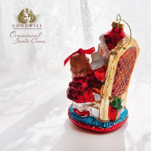 グッドウィル GOODWILL ベルギー直輸入 オーナメント 【サンタクロース】クリスマス【画像5】