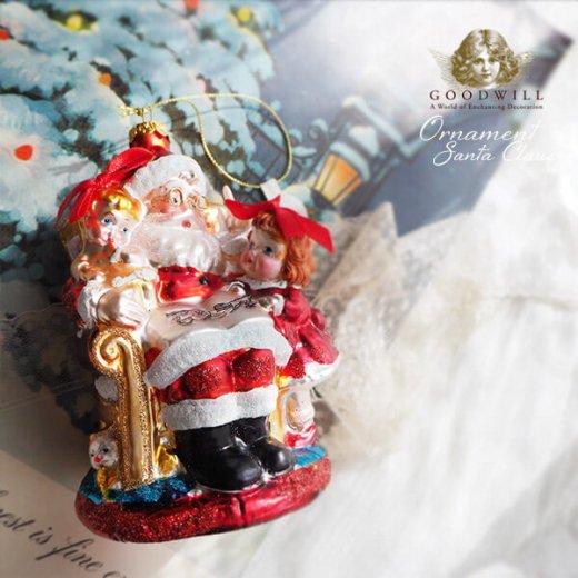 グッドウィル GOODWILL ベルギー直輸入 オーナメント 【サンタクロース】クリスマス【画像8】