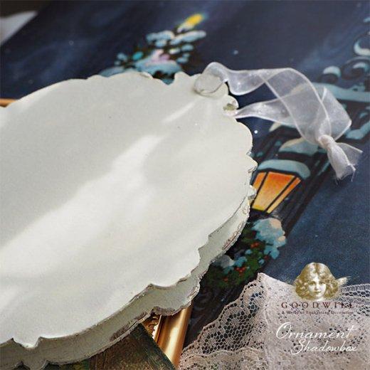 グッドウィル GOODWILL ベルギー直輸入 シャドーボックス オーナメント 【サンタクロース】クリスマス【画像7】