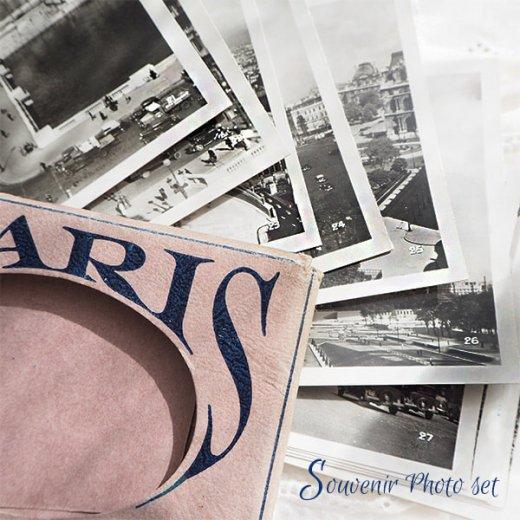 フランス 1930年代 アンティーク スーベニア フォトカードセット(エッフェル塔 凱旋門ほか)series2【画像6】