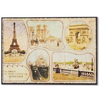 フランス エッフェル塔 ポストカード De PARIS je vous envoie ce SOUVENIR