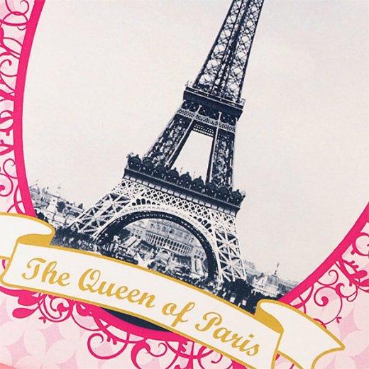 フランス エッフェル塔 ポストカード Queen of PARIS【画像3】