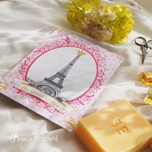 フランス エッフェル塔 ポストカード Queen of PARIS【画像5】
